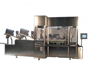 What is the main role of disposable mask making machine?