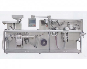 DPH-220 Fully Automatic High Speed Roll Plate Blister Packaging Machine